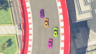 NEW TINY RACERS GAMEMODE! - GTA 5 Funny Moments #684