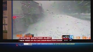US 31 40-vehicle chain-reaction crash Thursday
