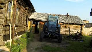 Real Russian Countryside - Russian Village