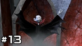The Nightmare Before Christmas: Oogie's Revenge - Chapter 13: The Vampire Brothers