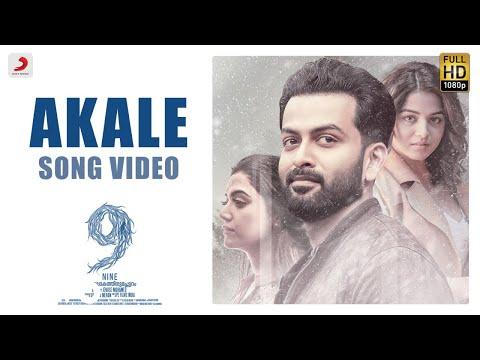 9 (Nine) - Akale Song Video    Prithviraj Sukumaran, Mamta Mohandas