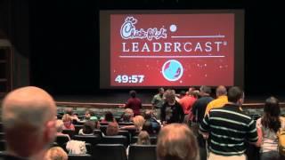 Chick-fil-A Leadercast 2013 | SiteDart Hosting