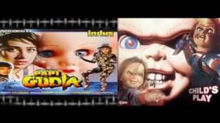Papi Gudia (1996) Vs Child's Play (1988)