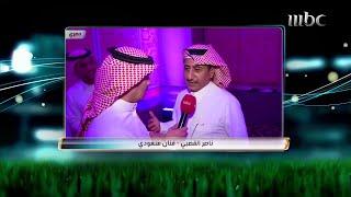 """الفنان """"ناصر القصبي"""" يكشف لـ #صدى_الملاعب سر حبه لنادي النصر !"""