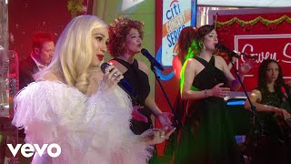 Gwen Stefani - Christmas Eve (Live On The Today Show/2017)