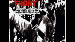 Agnostic Front - Crucified