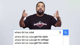Ice Cube Answers The Web's Most Searched Questions | WIRED