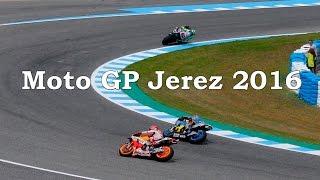 Moto Gp 2016 Circuito de Jerez Entrenamientos