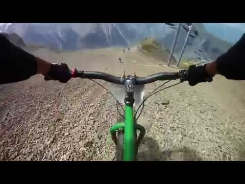 Mountain of Hell 2015 Qualification en FatBike