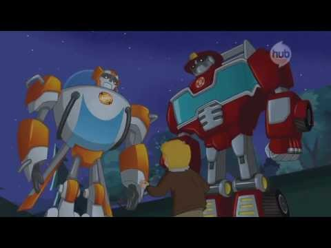 Transformers Rescue Bots Family of Heroes Clip The Hub