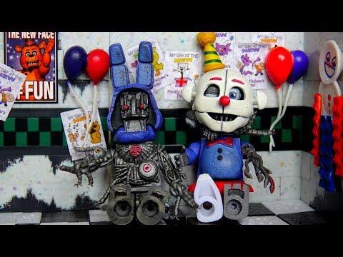 Xxx Mp4 Ennard And Withered Bonnie Ending FNAF McFarlane Toys 3gp Sex
