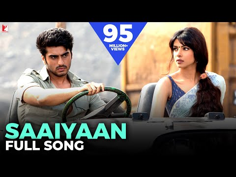 Saaiyaan - Full Song | Gunday | Arjun Kapoor | Priyanka Chopra | Shahid Mallya | Sohail Sen