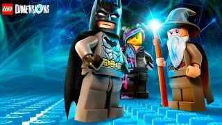 LEGO DIMENSIONS Pelicula Completa Español