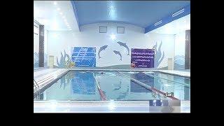 Iran IRGC made Swimming Pool, Zahedan city سپاه سازنده استخر شنا زاهدان ايران