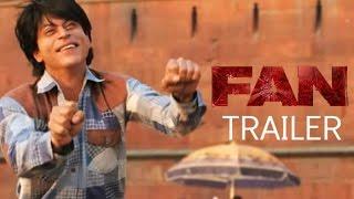 Fan Trailer 2016 - Shahrukh Khan, Shriya Pilgaonkar, Waluscha D'Sousa Releases