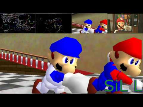 SM64 War of The Fat Italians Sparta Remix