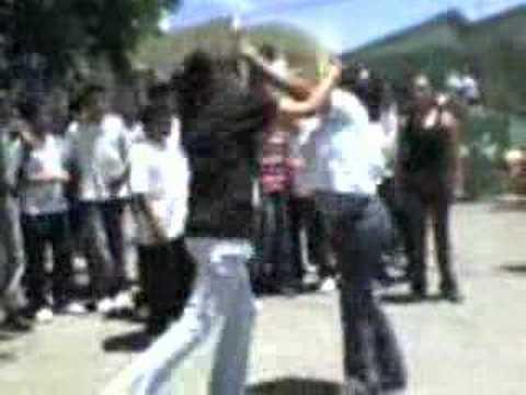 klasika pelea en la conasupo