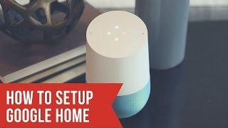Google Home Setup   How to set up Google Home