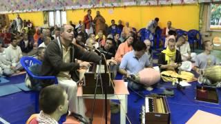 HG Aditi Dukhaha Evening Kirtan - Moscow Festival (14.06.2011)