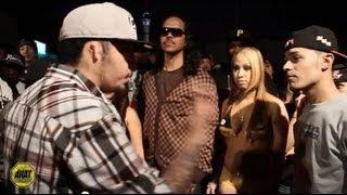 Funny Rap Battle AHAT vs TBL: Pop Culture vs Core The Emcee