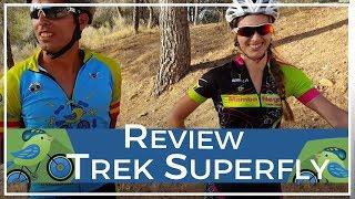 Review bicicleta montaña Trek Superfly 9.8 de comunitaria Natalia