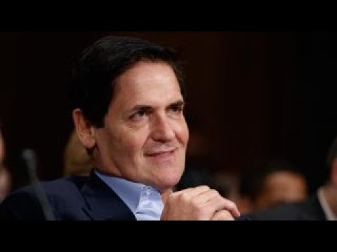 Mark Cuban Dow plunge doesn't make me nervous
