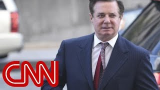 Manafort jury sends note to judge, asks him to define
