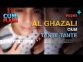Wow Al Ghazali Cium Tante Tante Cumiflash 14 Februari 2017