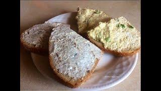 Jak zrobić dwie pasty na kanapki tanim kosztem