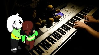 Undertale OST - MEMORY (Build Up Ver.) (Piano & Orchestra Cover)