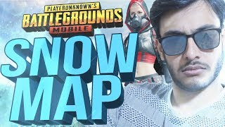 PUBG MOBILE INDIA: 0.10 UPDATE VIKENDI! REALLY PLAYING SNOW MAP!