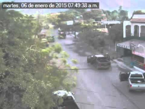 VIDEO DE LA BALACERA EN APATZINGÁN