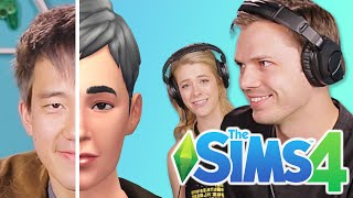 Andrew Makes Steven In The Sims 4