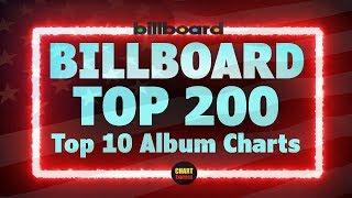 Billboard Top 200 Albums | TOP 10 | December 08, 2018 | ChartExpress