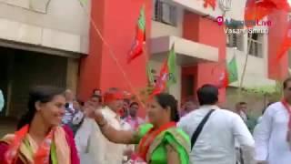 BJP Celebration at Vasant Smruti in Dadar | Mumbai Live