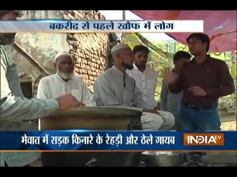 Beef Found in Haryana's Mewat Controversial Biryani Policing