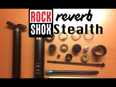 Reverb Stealth : rebuild  refection , service , guide.