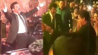Shahrukh Khan's Amazing Dance At Sonam Kapoor's Wedding Reception