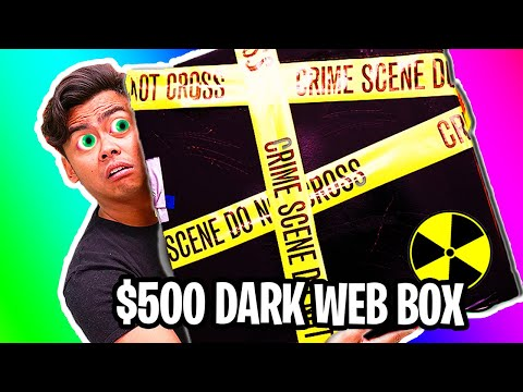Xxx Mp4 UNBOXING A 500 Dark Web Mystery Box 3gp Sex