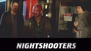 NIGHTSHOOTERS Official Trailer (2018) Gangster Film/martial arts