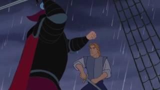 Pocahontas 2 hd john smith vs Governor Ratcliffe final battle