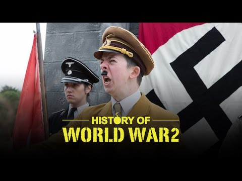 History of World War 2 (in One Take)   History Bombs