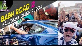 Super autos y super desmadre en el Bash Road Tour (2a parte) Sálvense quien pueda!!