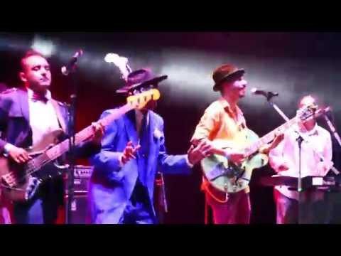 LOS VIERNES SWING BAND Expo Vintage 2016 - El Rey Del Barrio
