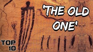 Top 10 Scary Cave Paintings That Shocked The World