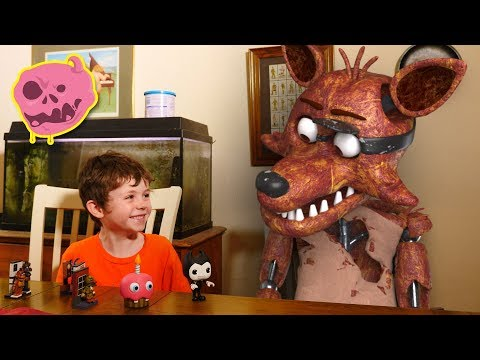 Xxx Mp4 Real Fnaf Vs Kids What Do The Animatronics Think Of Toys 3gp Sex