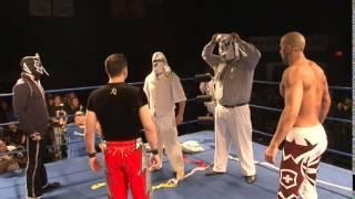 The BDK invades CHIKARA [CHIKARA Three-Fisted Tales]