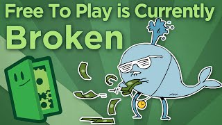 Free to Play Is Currently Broken - How High Costs Drive Players Away from F2P Games - Extra Credits
