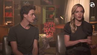 Happy Death Day Interviews: Stopping Hitler