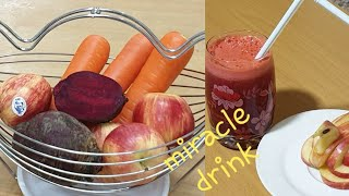 Miracle Drink or ABC Juice  Weight Loss and Skin Whitening Drink In malayalam